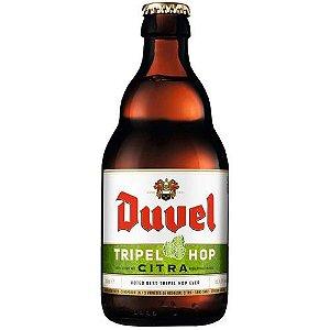 Cerveja Duvel Tripel Hop Citra 330ml