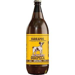 Cerveja Farrapos Guaipeca Pilsen 1 Litro
