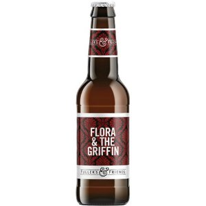 Cerveja Fullers e Friends Flora and The Griffin 330ml