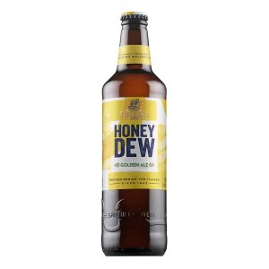 Cerveja Fullers Orgânica Honey Dew Mel 500ml