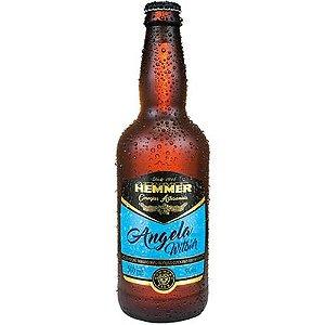Cerveja Hemmer Angela Witbier 500ml