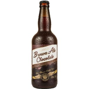 Cerveja Hemmer Brown Ale Chocolate 500ml