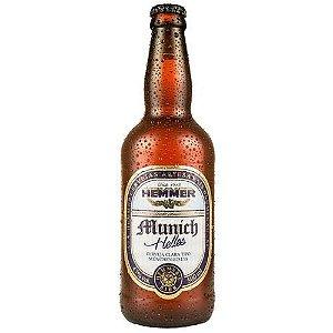 Cerveja Hemmer Munich Helles 500ml
