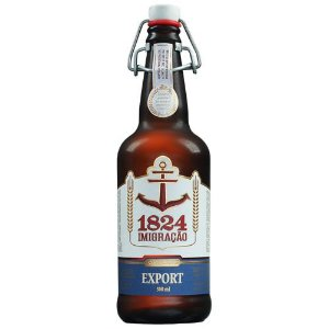 Cerveja 1824 Imigração Export 500ml