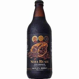 Cerveja Irmãos Ferraro Nera Reale Stout Cioccolato 600ml