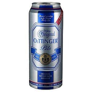 Cerveja Oettinger Pils Lata 500ml