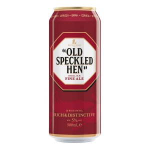 Cerveja Old Speckled Hen Lata 500ml
