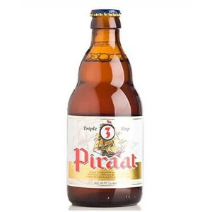 Cerveja Piraat Triple Hop 330ml
