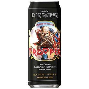 Cerveja Robinsons Trooper Lata 500ml