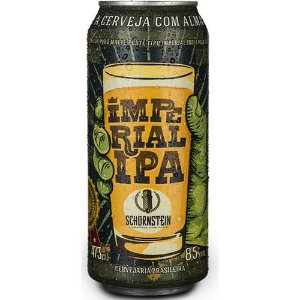 Cerveja Schornstein Imperial IPA Lata 473ml