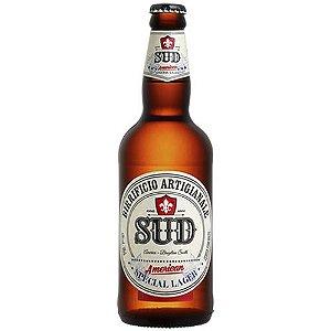 Cerveja SUD American Lager 500ml