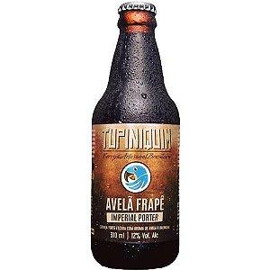 Cerveja Tupiniquim Avela Frape Imperial Porter 310ml