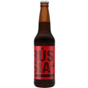 Cerveja Way Beer Rússia Russian Imperial Stout 600ml