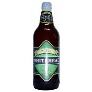 Cerveja Whitehead Witbier 600ml
