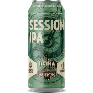 Cerveja Schornstein Session IPA Lata 473ml