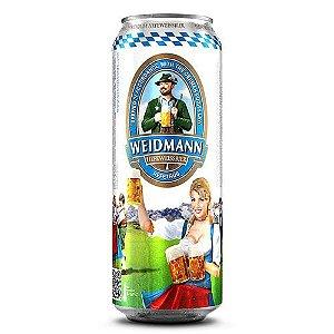 Cerveja Weidmann Heffeweissbier Lata 500ml