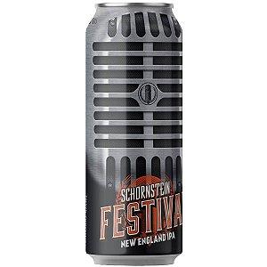 Cerveja Schornstein Festival New England IPA Lata 473ml