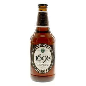 Cerveja Shepherd 1698 Celebration Ale 500ml