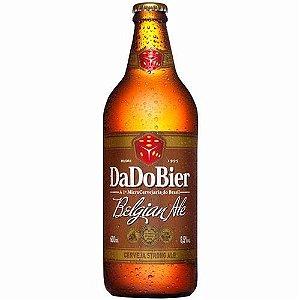 Cerveja Dado Bier Belgian Ale 600ml