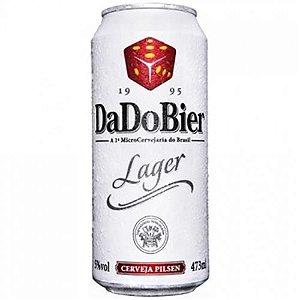 Cerveja Dado Bier Lager Lata 473ml