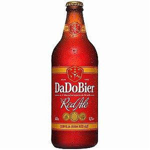 Cerveja Dado Bier Red Ale 600ml