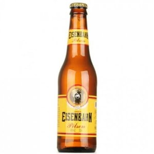 Cerveja Eisenbahn Pilsen 355ml