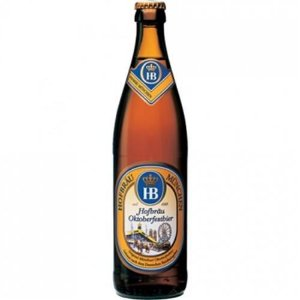 Cerveja Hofbrau Oktoberfestbier 500ml