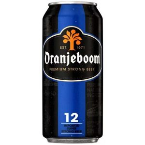 Cerveja Oranjeboom 12 Super Strong Lata 500ml