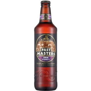 Cerveja Fullers Past Masters Strong X 500ml