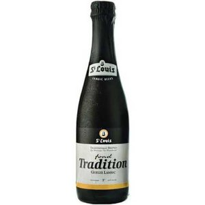 Cerveja St Louis Gueuze Fond Tradition 375ml