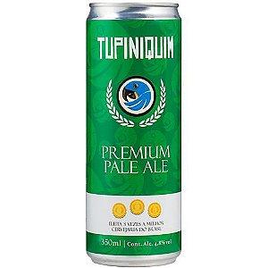 Cerveja Tupiniquim Premium Pale Ale Lata 350ml