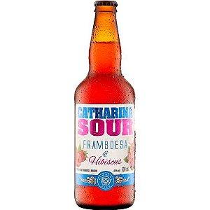 Cerveja Hemmer Catharina Sour Framboesa e Hibiscus 500ml