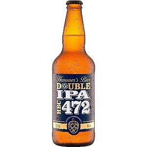 Cerveja Hemmer Double IPA HBC 472 500ml