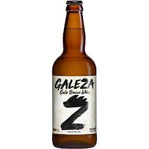 Cerveja Galeza Galo Branco Weiss 500ml