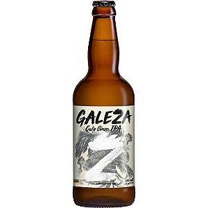 Cerveja Galeza Galo Cinza IPA 500ml