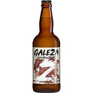 Cerveja Galeza Galo Rubro Red Ale 500ml
