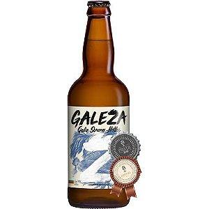 Cerveja Galeza Galo Sereno Helles 500ml
