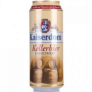 Cerveja Kaiserdom Kellerbier Lata 500ml