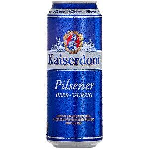Cerveja Kaiserdom Pilsener Lata 500ml