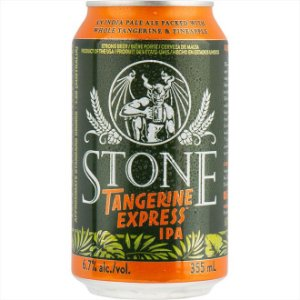 Cerveja Stone Tangerine Express IPA Lata 355ml