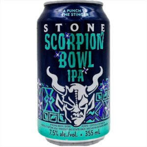 Cerveja Stone Scorpion Bowl IPA Lata 355ml