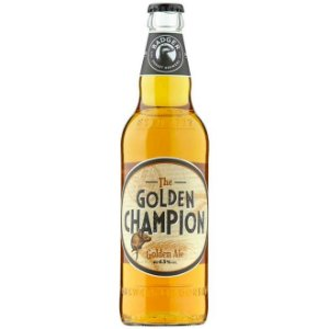 Cerveja Badger The Golden Champion 500ml