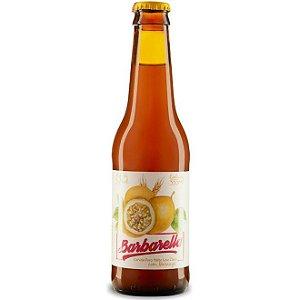 Cerveja Barbarella Fruitbier Maracujá 355ml