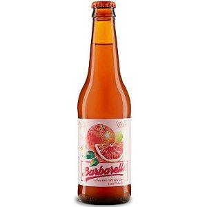 Cerveja Barbarella Fruitbier Pomelo 355ml