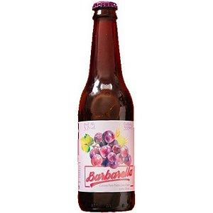 Cerveja Barbarella Fruitbier Uva 355ml