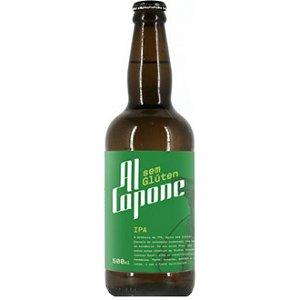 Cerveja Al Capone IPA Sem Glúten 500ml
