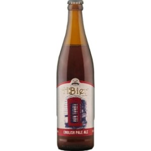 Cerveja Hbier English Pale Ale 500ml