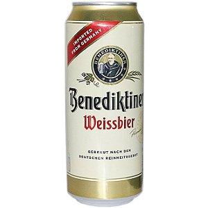 Cerveja Benediktiner Weissbier Lata 500ml