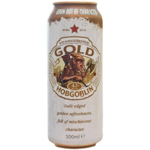 Cerveja Hobgoblin Gold Lata 500ml