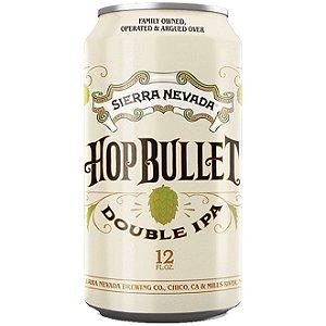 Cerveja Sierra Nevada Hop Bullet Double IPA Lata 355ml